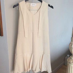 Jill Stuart pale pink dress